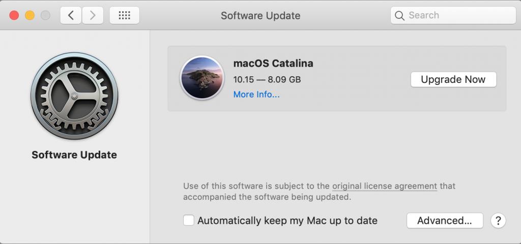 macOS-Catalina-Software-Update